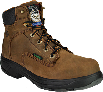 "Men's Georgia Boot 6"" Waterproof Work Boots G6544"
