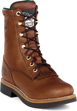 "Men's 8"" Georgia Boot Work Boot G7014"
