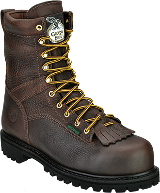 "Men's 8"" Georgia Boot Waterproof Work Boot G8041"