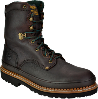 "Men's 8"" Georgia Boot Work Boot G8274"