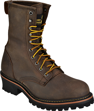 "Men's 9"" Golden Retriever Work Boot 09070"