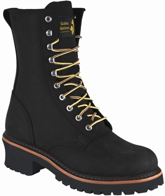 "Men's 9"" Golden Retriever Work Boot 09080"
