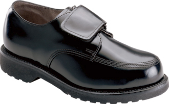 Men's Thorogood Classic Leather Velcro Enclosure Work Shoes 834-6051  |  USA Made