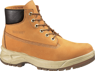 Men's Wolverine Waterproof Chukka Work Boots W01134