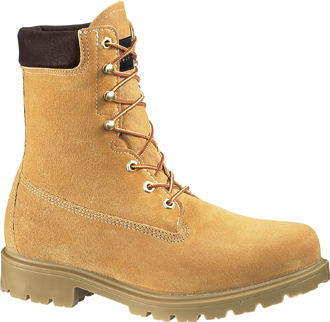 "Men's Wolverine 8"" Insulated & Waterproof Work Boots WO1149"