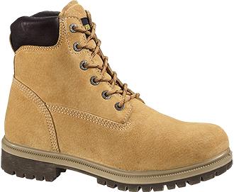 "Men's Wolverine 6"" Insulated & Waterproof Work Boots W01191"