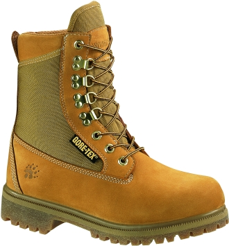 "Men's Wolverine 8"" Insulated & GORE-TEX� Waterproof Work Boots W01214"