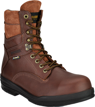 "Men's Wolverine 8"" Work Boots W03126"