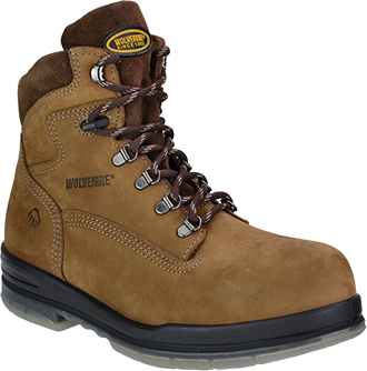 "Men's Wolverine 6"" Waterproof & Insulated Work Boots W03226"