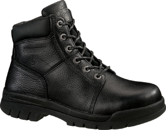 "Men's Wolverine 6"" Work Boots W04736"