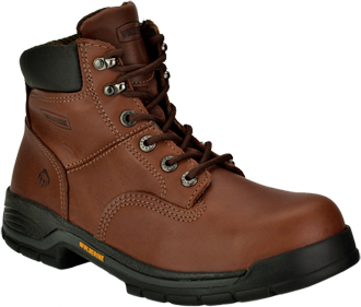 "Men's Wolverine 6"" Work Boots W04906"