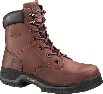 "Men's Wolverine 8"" Work Boots W04907"
