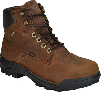 "Men's Wolverine 6"" Waterproof Work Boots W05484"