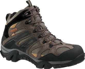 Men's Wolverine Wilderness Waterproof Hiker Work Boots W05745