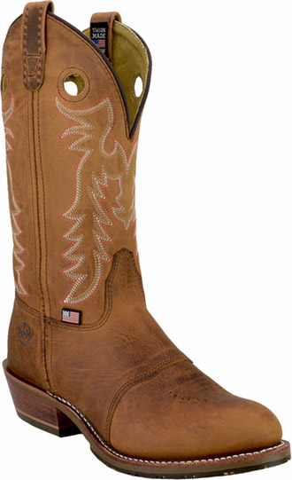 Women's Double H Western Work Boots (U.S.A. Built) DH5159 ...