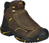"Men's KEEN Utility 6"" Steel Toe Metguard Work Boot (U.S.A. Built) 1016166"