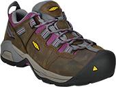 Women's KEEN Utility Detroit XT Steel Toe WP Work Shoe 1020036