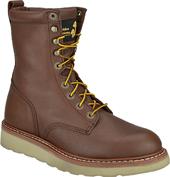 s justin original 8 quot wedge sole work boot wk908