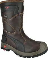 7d4375f2e3b76f Men s Puma Composite Toe WP Wellington Rigger Work Boot 630435