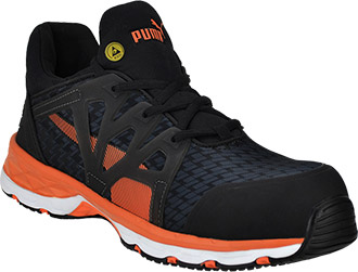 Men's Puma Rush 2.0 Composite Toe Metal Free Work Shoe 633875