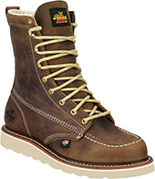 """Men's Thorogood 8"""" Boots (U.S.A.) 814-4178-GWP502 with Free Gift Lace"""