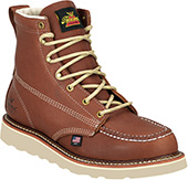 """Men's 6"""" Thorogood Boots (U.S.A.) 814-4200-GWP501 with Free Gift Lace"""