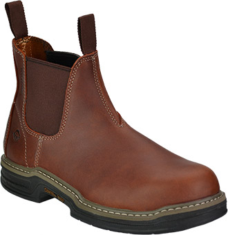 3aac67a85e1 Men's Wolverine Steel Toe Slip-On Work Boot W02410: MidwestBoots.com