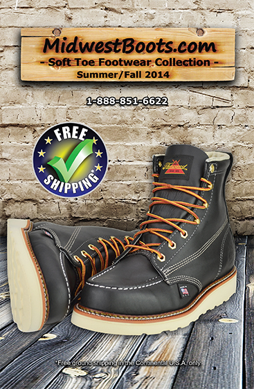 Midwest Boots Non-Safety Toe Work Boots & Shoes Catalog