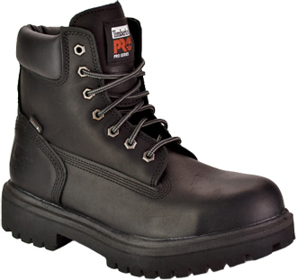 "Men's 6"" Timberland Pro Waterproof & Insulated Work Boots 26036"