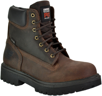 "Men's 6"" Timberland Pro Waterproof & Insulated Work Boots 38020"