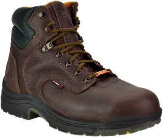 "Men's 6"" Timberland Pro Waterproof Work Boots 53536"