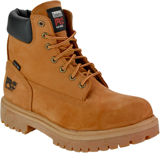 "Men's 6"" Timberland Pro Waterproof & Insulated Work Boots 65030"