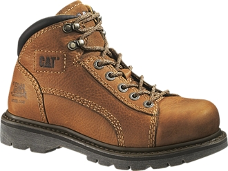 Women's Caterpillar Lander Mid Work Boots P73587