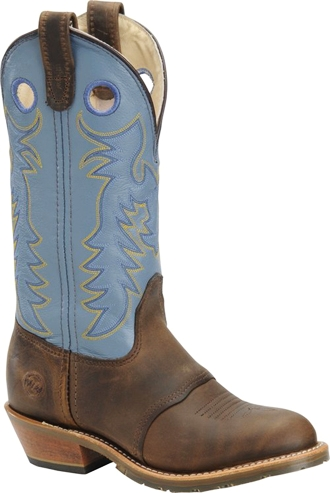 Women's Double H Beauty and the Buckaroo Boots DH5193