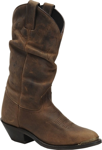 "Women's Double H Slouch 11"" Western Boots DH5252"